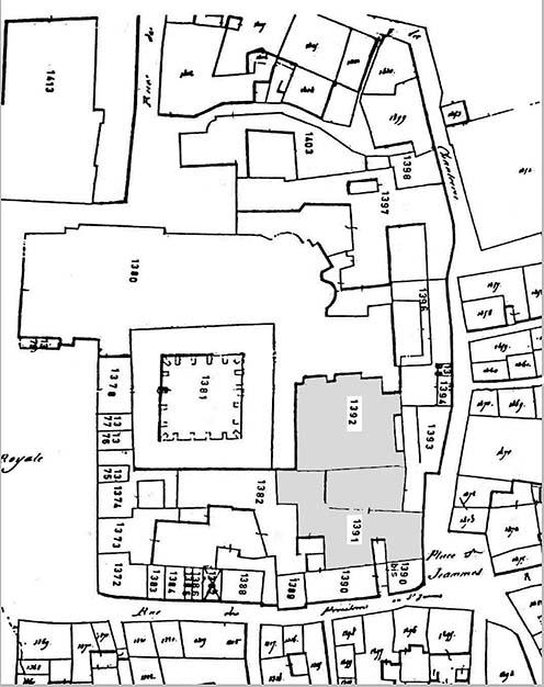 Archidiaconé Saint-Jean - figure 1
